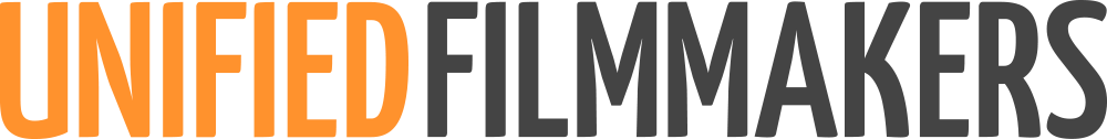 unifiedfilmmakers logo font bright