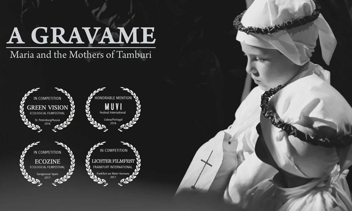 Szene aus »A Gravame« © best before filmproduktion