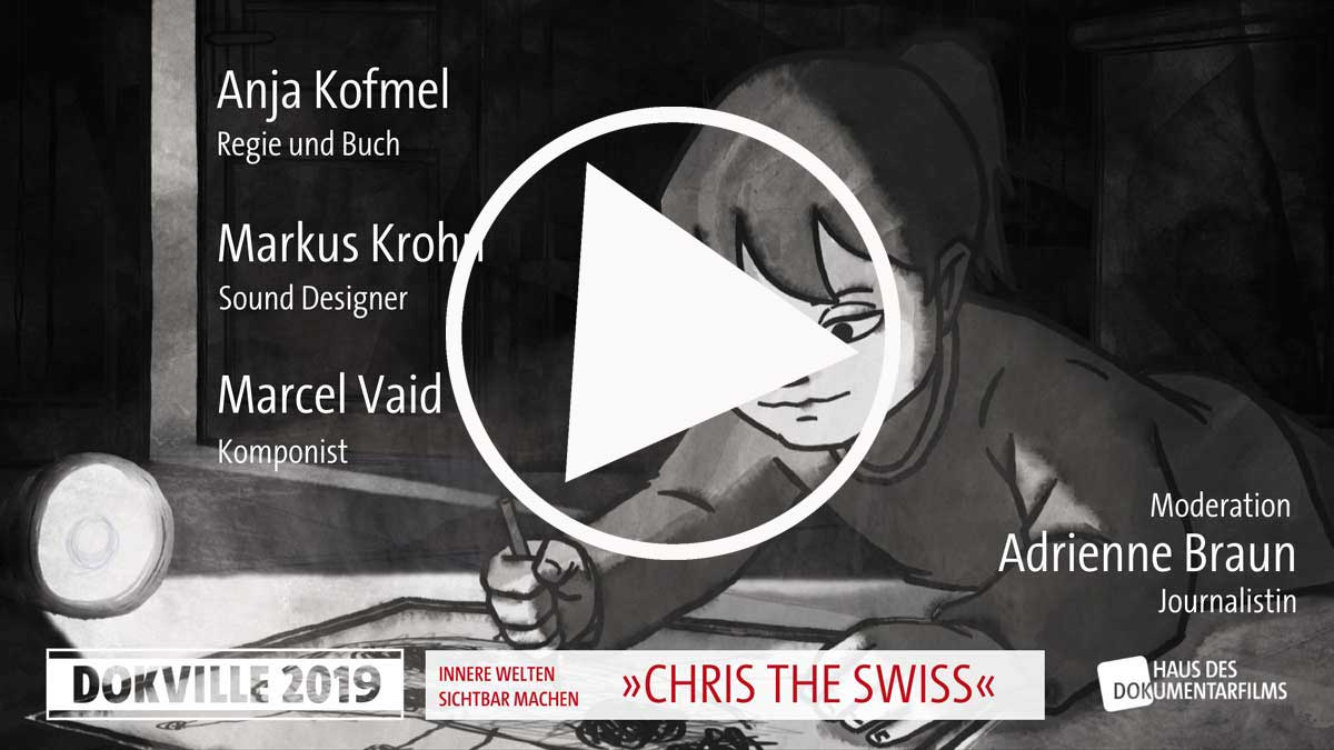 Chris the Swiss beim Dokville 2019