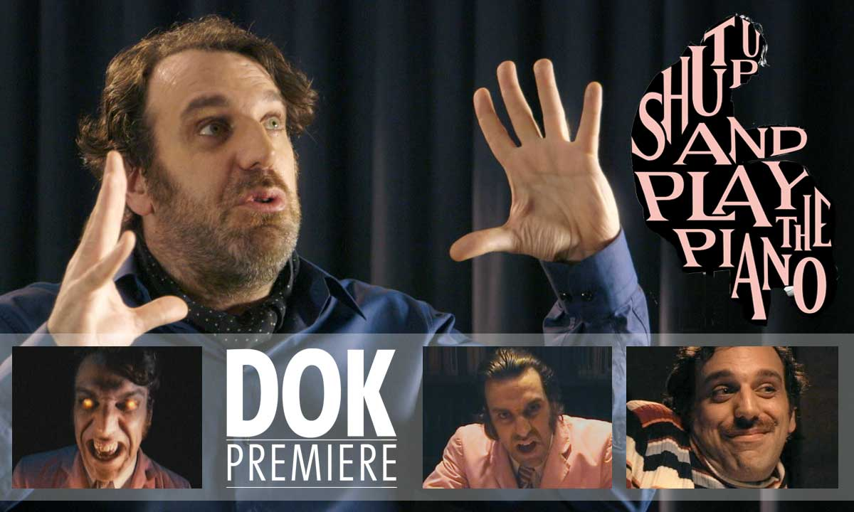 Rückblick: DOK Premiere »Shut Up and Play the Piano«